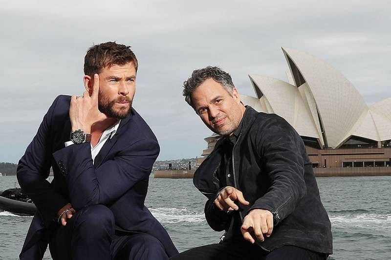 Chris Hemsworth is beautiful: Mark Ruffalo