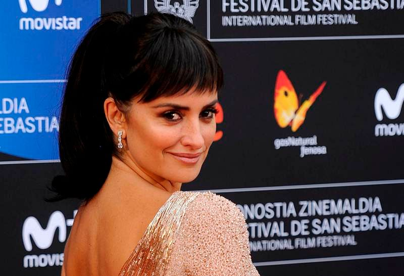 Penelope Cruz doesn't want to talk about her age