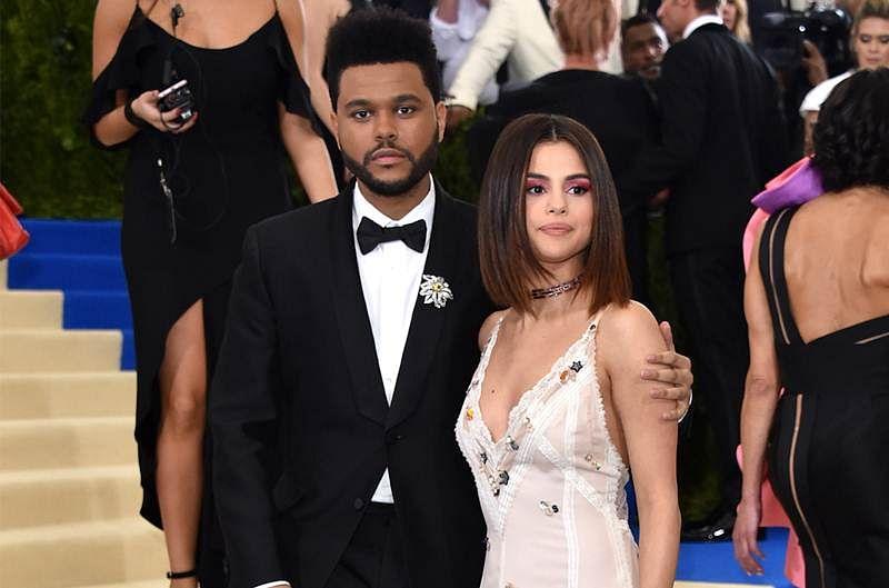 Selena Gomez, The Weeknd break up