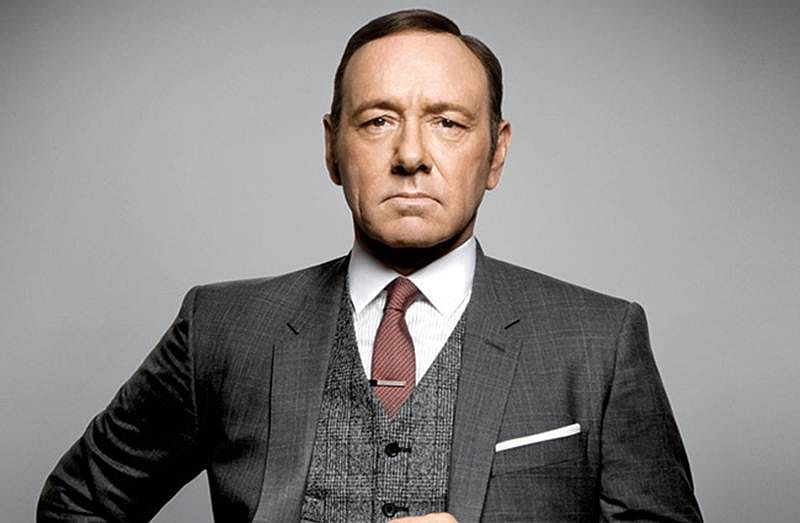 Kevin Spacey loses Emmy, 'House of Cards'
