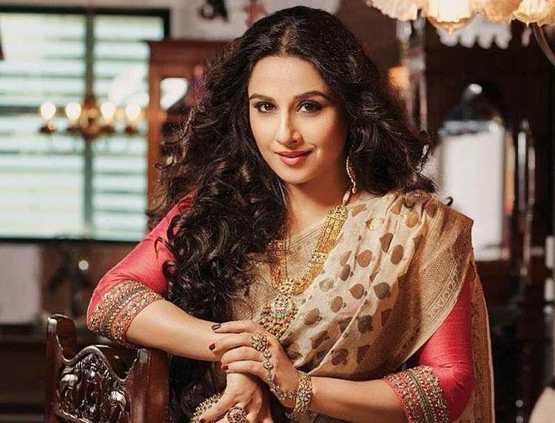 "Vidya Balan has no plan to add the ""Kapur"" tag to her name"