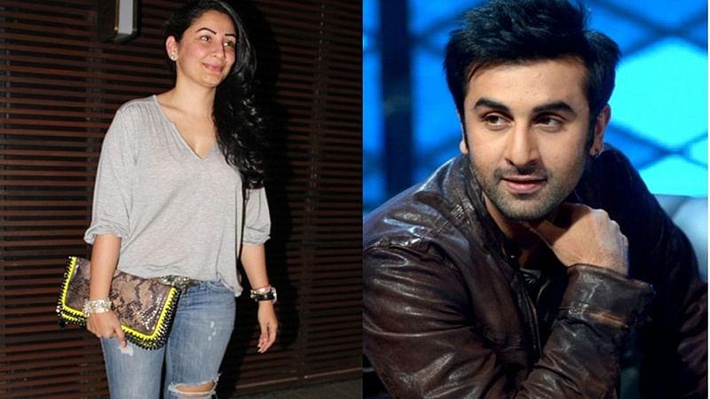 Rumours of Maanayata Dutt repeatedly calling Ranbir Kapoor untrue!