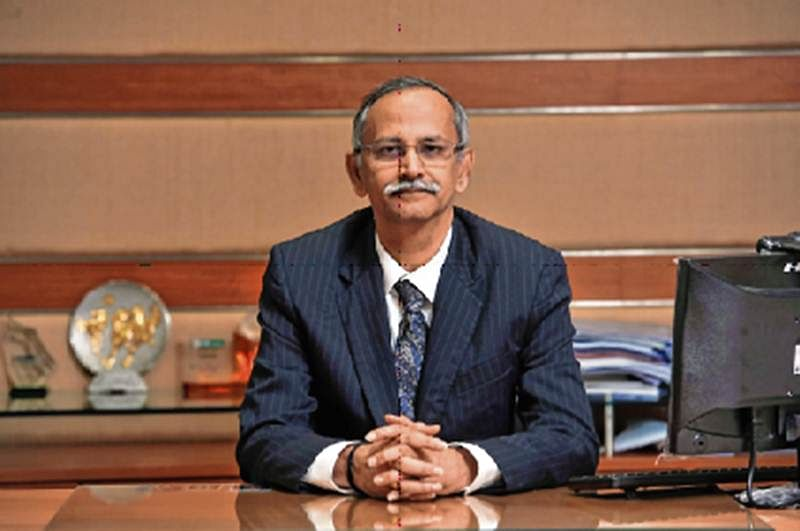 N S Venkatesh is the new Chief Executive of AMFI