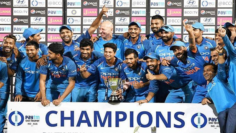India vs Australia: Dominant India thrash Australia in Nagpur, retain top ODI spot