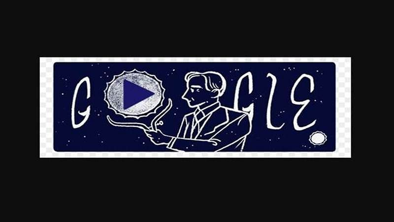 Google honours astrophysicist Chandrasekhar with doodle
