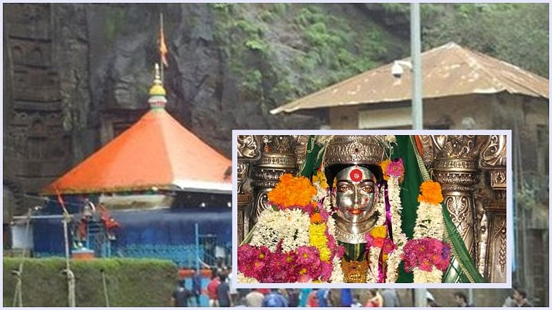 Gold-plated spire worth Rs 2 lakh stolen from Thackeray's family deity Ekvira's temple