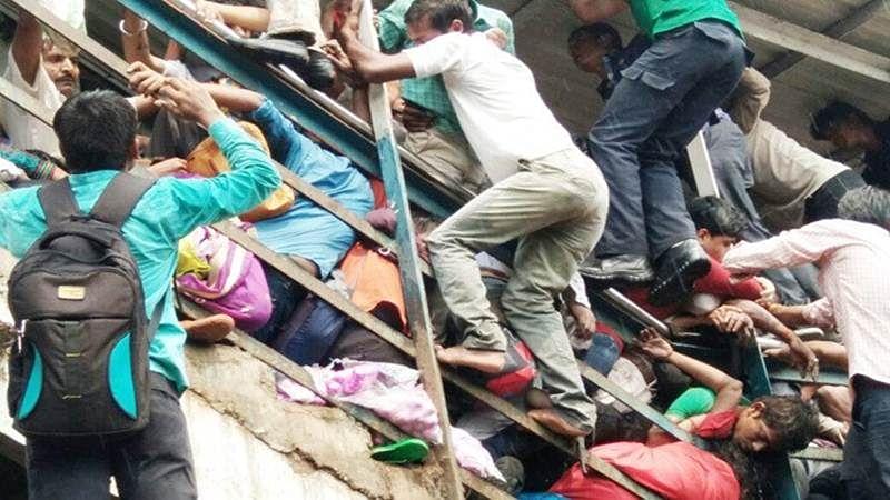 Mumbai Stampede: Is Maximum city suffering from Maximum chaos?