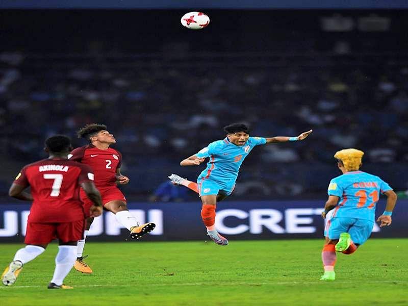 FIFA U-17 World Cup 2017: India lose 0-3 to USA in FIFA U-17 opener