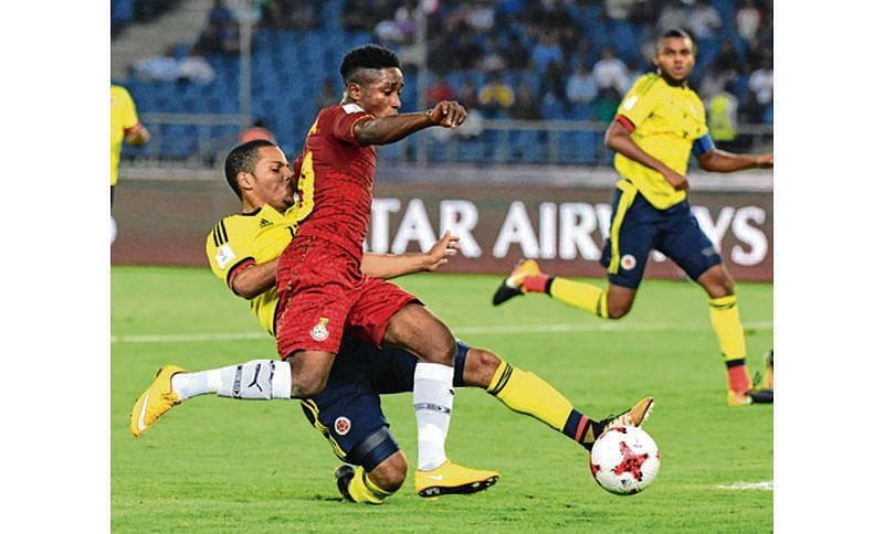 USA and Ghana eye knock-out berth