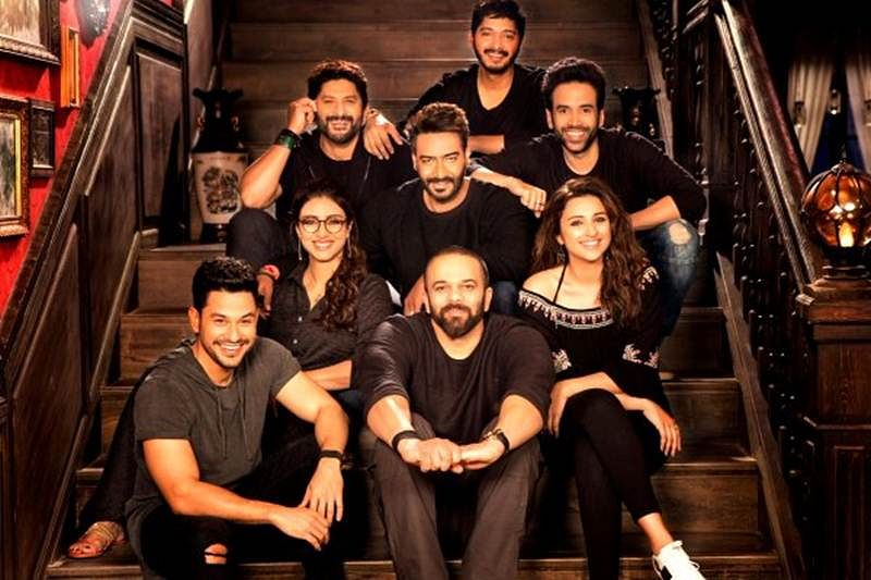 Unstoppable 'Golmaal Again' crosses Rs 200 crore mark at Indian Box-Office