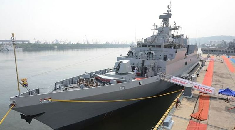 INS Kiltan commissioned into Indian Navy: 10 things to know about the Anti-Submarine Warfare warship