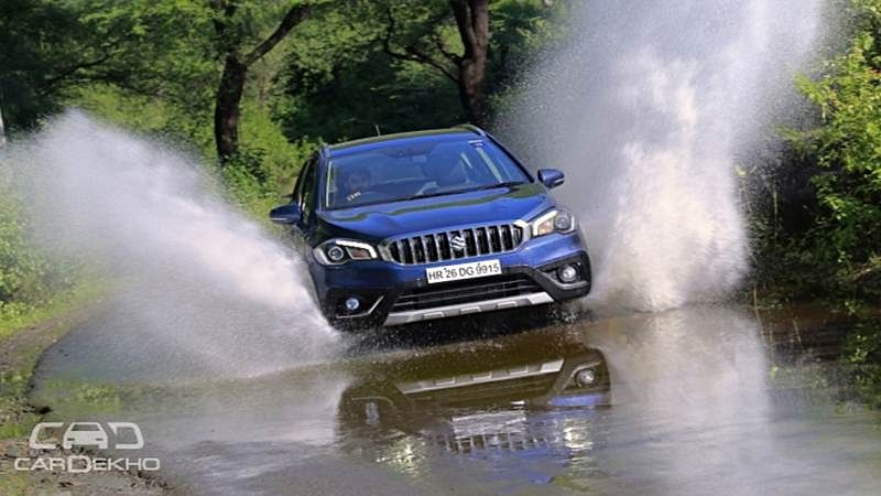 Maruti Suzuki Launches S-Cross Facelift At Rs 8.49 Lakh