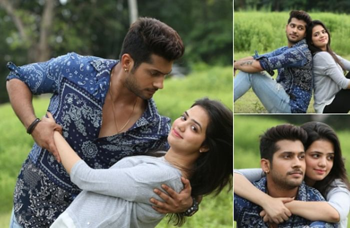 Namish Taneja confirms his relationship with Aanchal Sharma