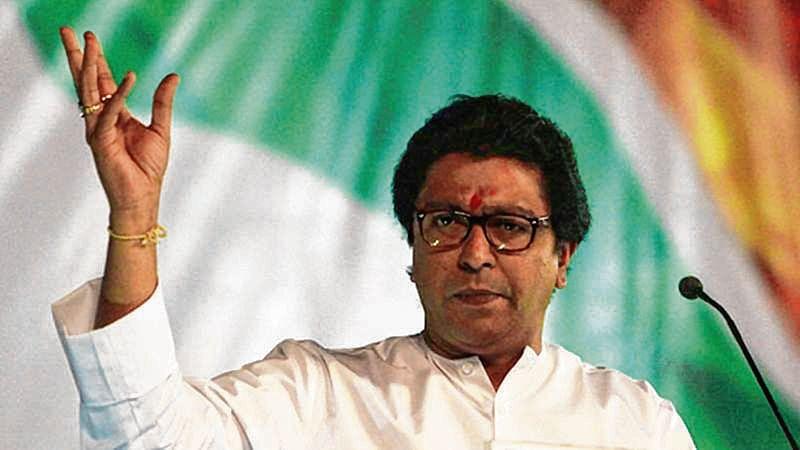 Won't allow bullet train in Mumbai:Raj Thackeray