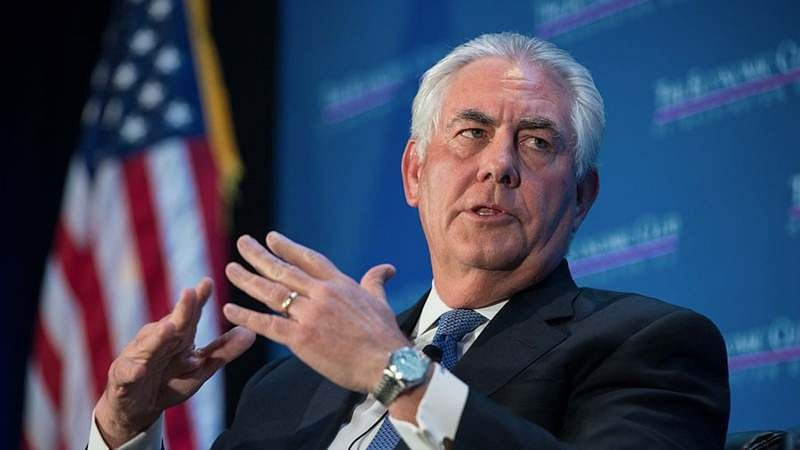India's North Korea ties could be 'conduit for communications': Rex Tillerson