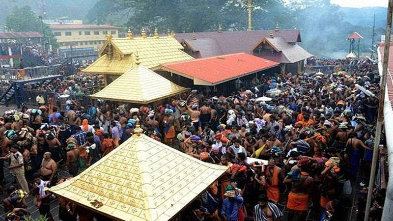 Sabarimala Temple: Mobile jammers installed outside tantri's office