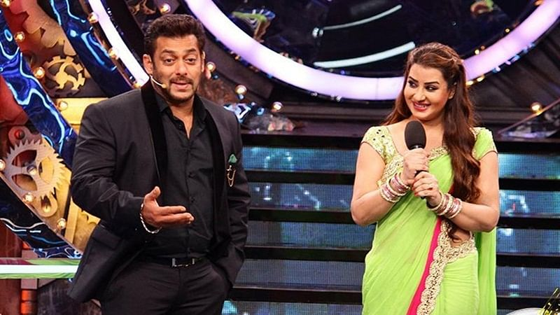 Shilpa Shinde's dhamakedaar entry to Bigg Boss