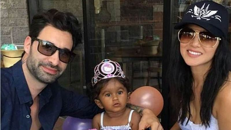 'Happy Birthday to my sweet angel Nisha Kaur Weber': Sunny Leone pens note for daughter as she turns 5
