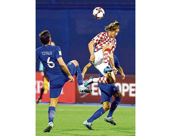 Croatia closer to 2018 World Cup