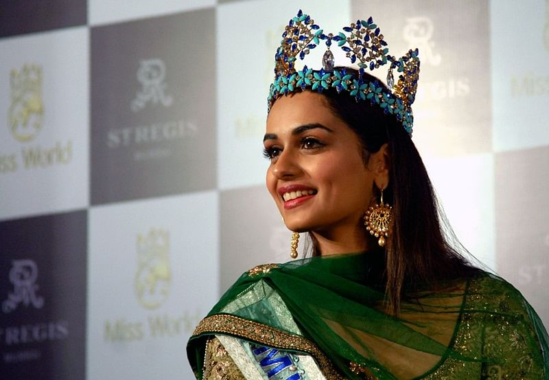 Wish I had given more lady-like reaction after my win: Manushi Chhillar
