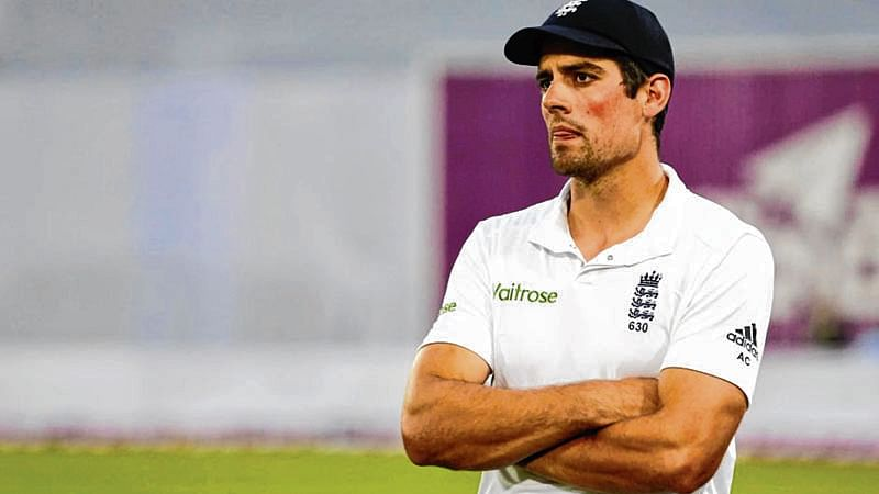 Cook dismisses 'irrelevant' Johnson talk ahead of Ashes