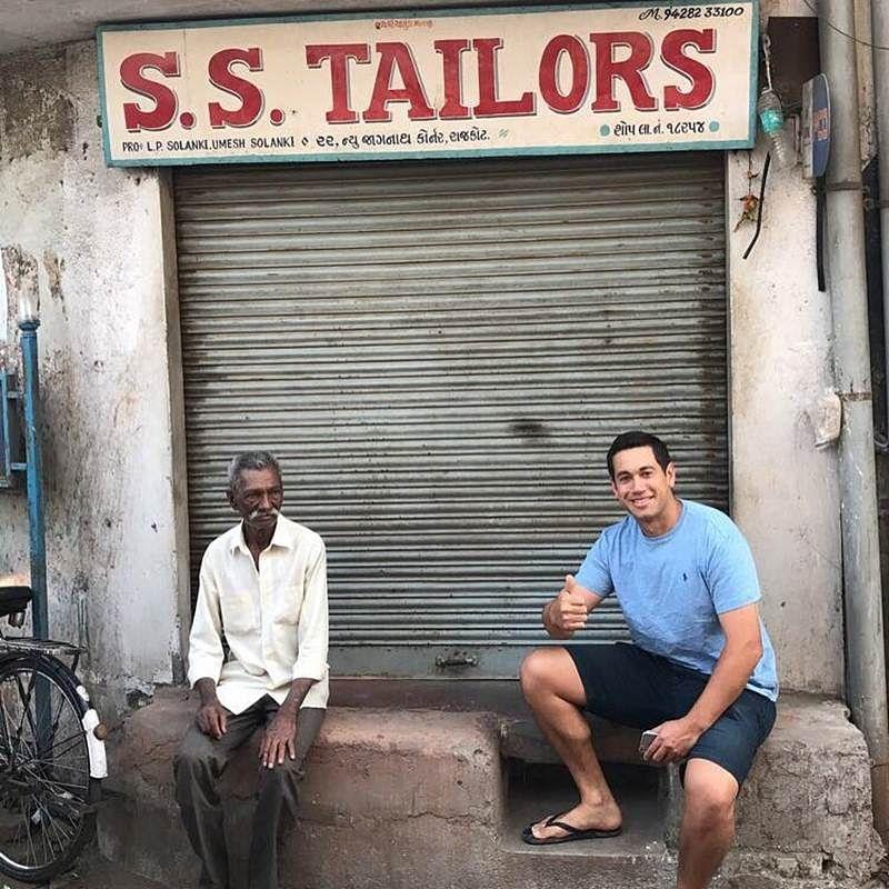 India vs New Zealand 3rd T20I: Ross vs Viru Twitter banter is Taylor-made fun