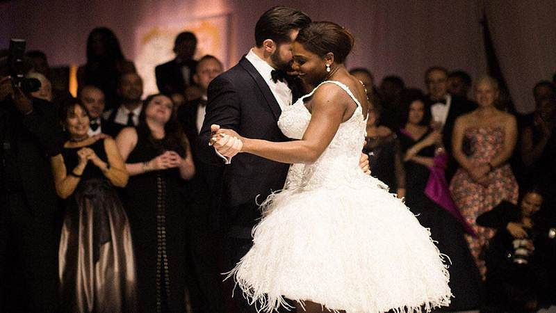In Pictures: Serena Williams, Alexis Ohanian share intimate moments of fairy-tale wedding