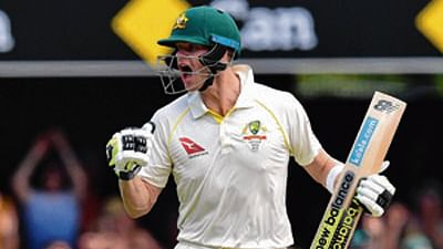 Steve Smith 'cannot wait' to play again in Australia