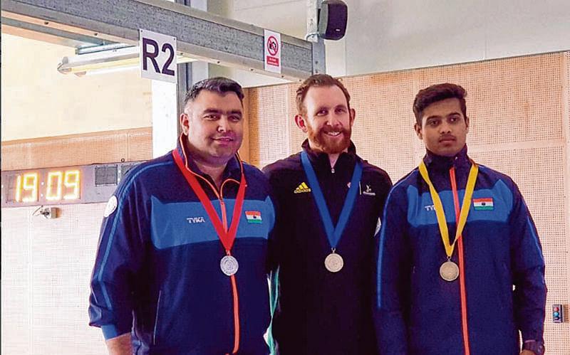 Gagan Narang wins silver