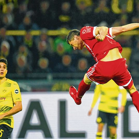 Five stats to watch out from Bayern Munich vs Borussia Dortmund