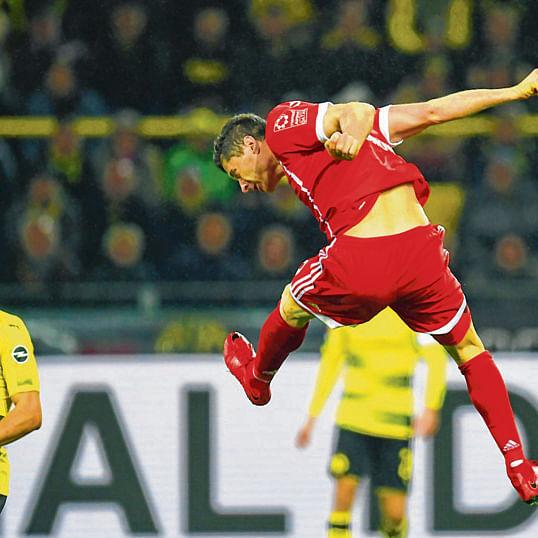 Bundesliga to resume next month, Bayern Munich and Borussia Dortmund hit nets