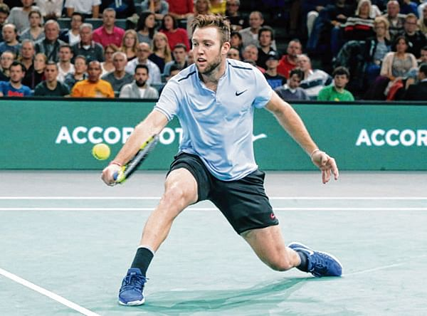 Sock clinches final spot at ATP Finals