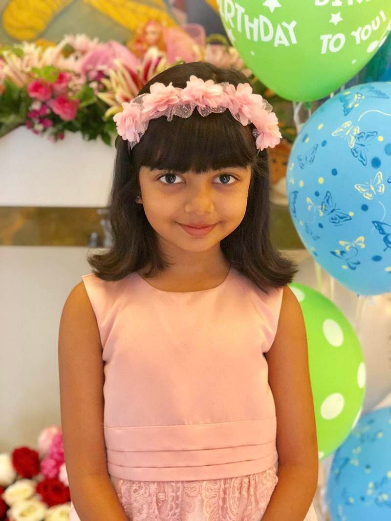 Aaradhya Bachchan turns 6: Daddy Abhishek shares awwdorable picture of his little princess; check out