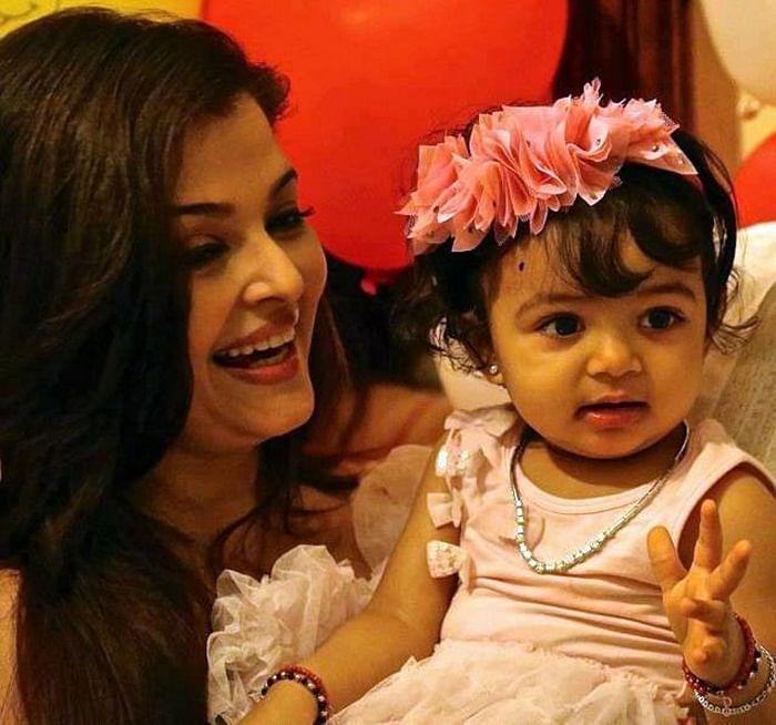 Happy Birthday Aaradhya: Adorable photos of Aishwarya Rai and Abhishek Bachchan's little one who turns 6