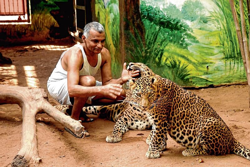 Nagpur: Social worker Prakash Amte tests COVID-19 positive