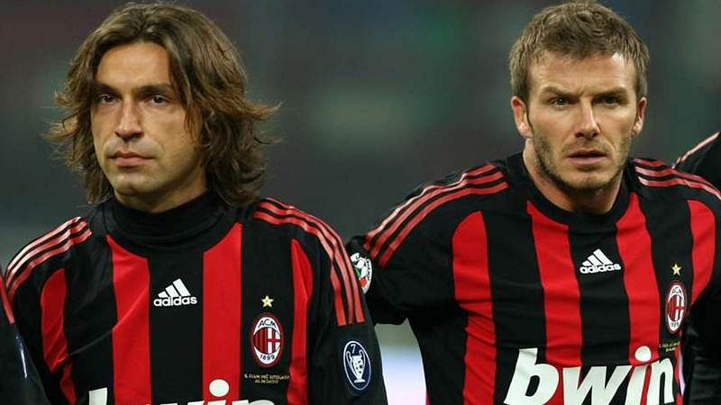 Andrea Pirlo: I stole David Beckham, Ronaldinho's secret