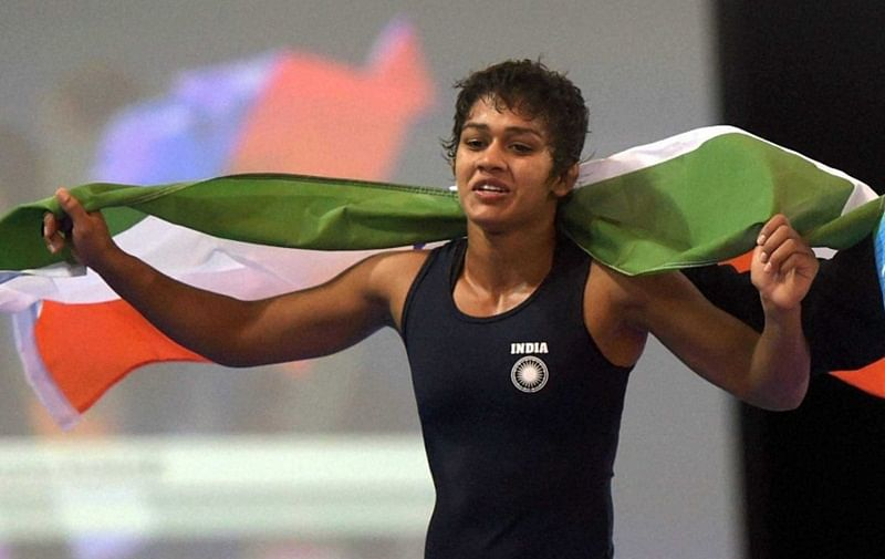 Babita Phogat makes her acting debut on TV with 'Badho Bahu'