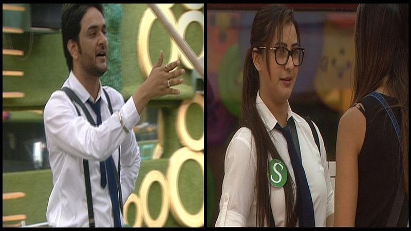 Bigg Boss 11: Hina Khan and Shilpa Shinde team up against Vikas Gupta in luxury budget task; Day 30 drama