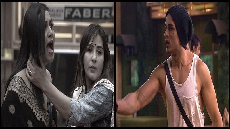 Bigg Boss 11: Arshi Khan calls Priyank Sharma a 'GAY'; Day 51 fight