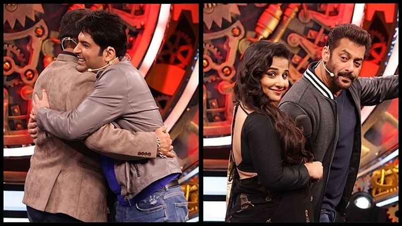Bigg Boss 11 Weekend Ka Vaar: Salman Khan evicts two housemates while Vidya Balan and Kapil Sharma bring in fun
