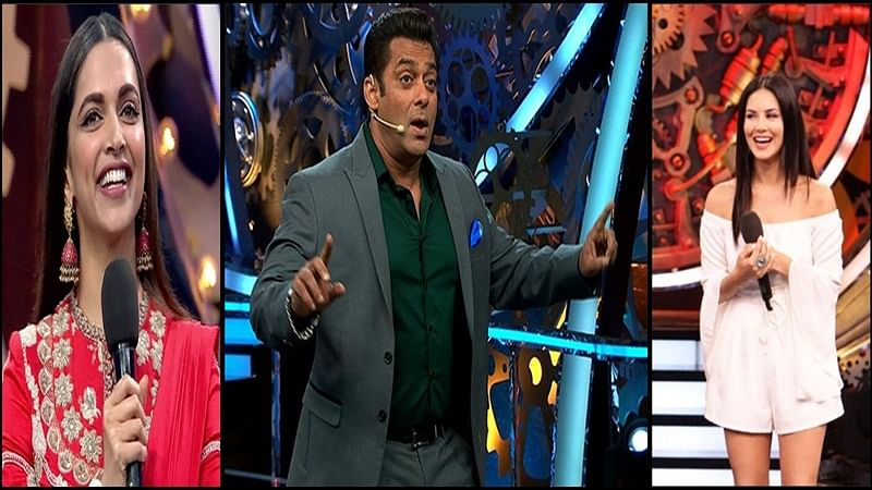 Bigg Boss 11 Weekend Ka Vaar: Deepika Padukone, Sunny Leone dazzle on the show and find out who got evicted