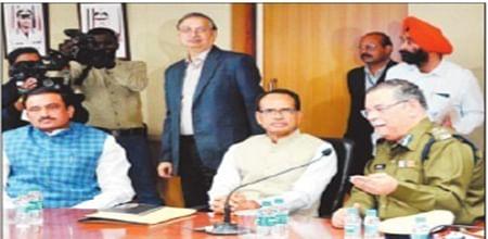 Bhopal: Ensure women security, handle cases with sensitivity, CM tells top cops