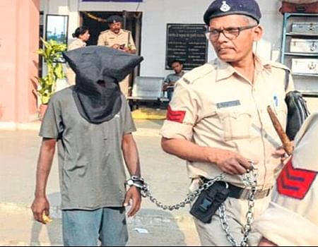 Bhopal: Cop's daughter gangraped