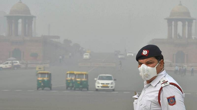 Delhi Smog: State government does not file review petition in NGT on Odd-Even scheme