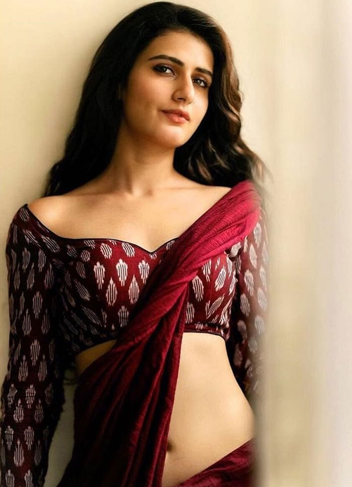 Check out: Dangal actress Fatima Sana Shaikh looks ethereal in her latest photoshoot