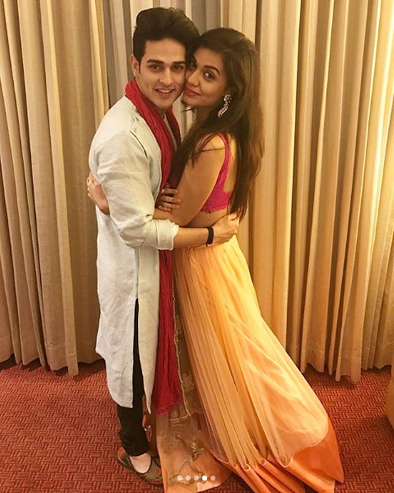 Shocking! Bigg Boss 11 contestant Priyank Sharma's girlfriend Divya Agarwal reveals about his 'SECRET JAAN' inUSA