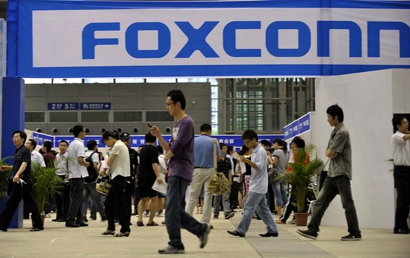 Foxconn to wind up ambitious investment proposal in Maharashtra
