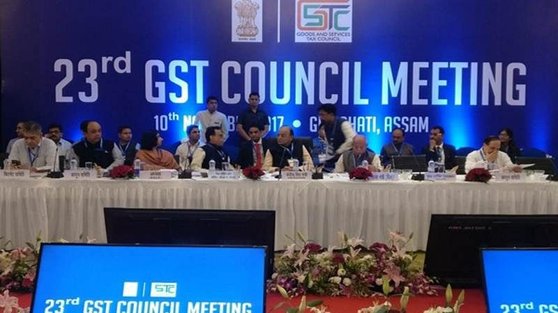 GST Council to meet tomorrow; discuss roll out of e-way bill