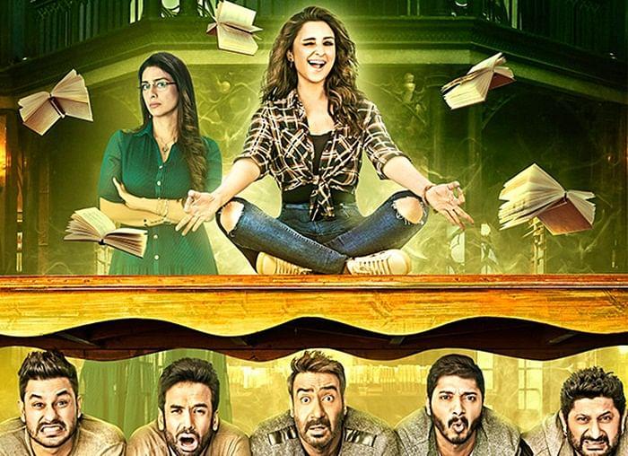Box Office: Golmaal Again day 22 in overseas
