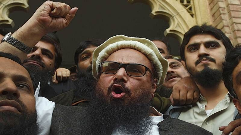 Hafiz Saeed opens MML party office in Lahore; eyes 2018 elections